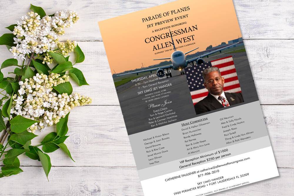 Patti and Hank Event Invitations